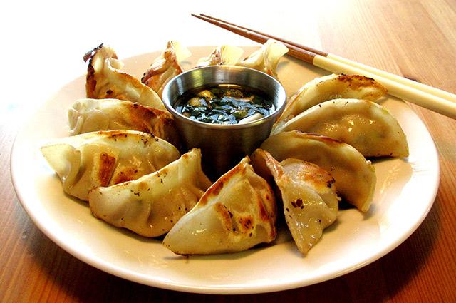 Taiwan-Dumplings
