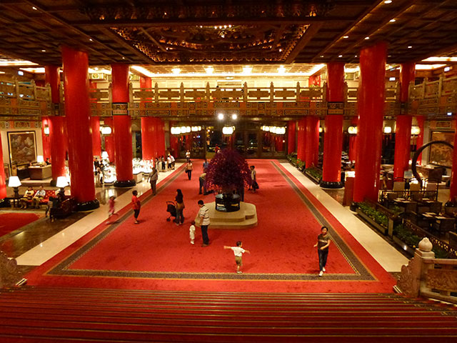 Taiwan-Grand hotel