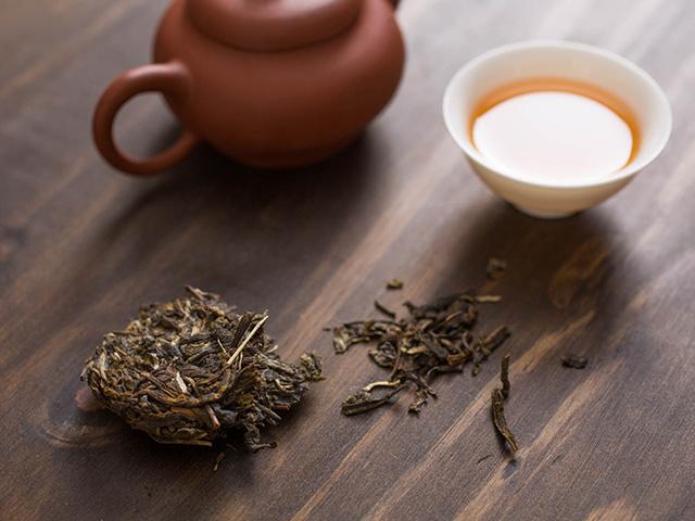 Taiwan-Oolong tea