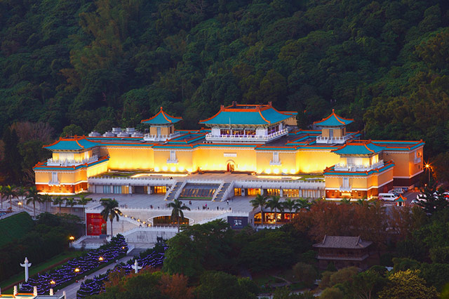 Taiwan-National Palace Museum