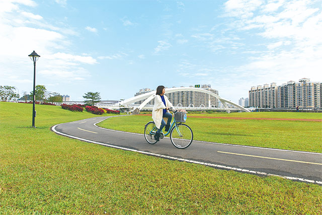Dahan River and Xindian River Bike Paths - New Taipei City