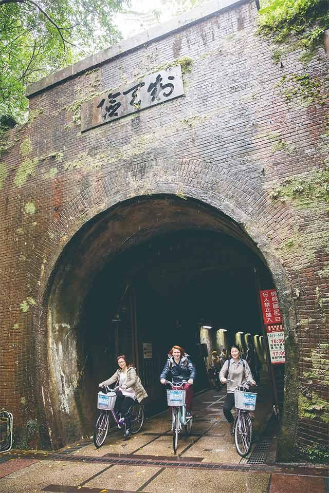 Old Caoling Circle Line Bikeway - Northeast Coast - New Taipei City